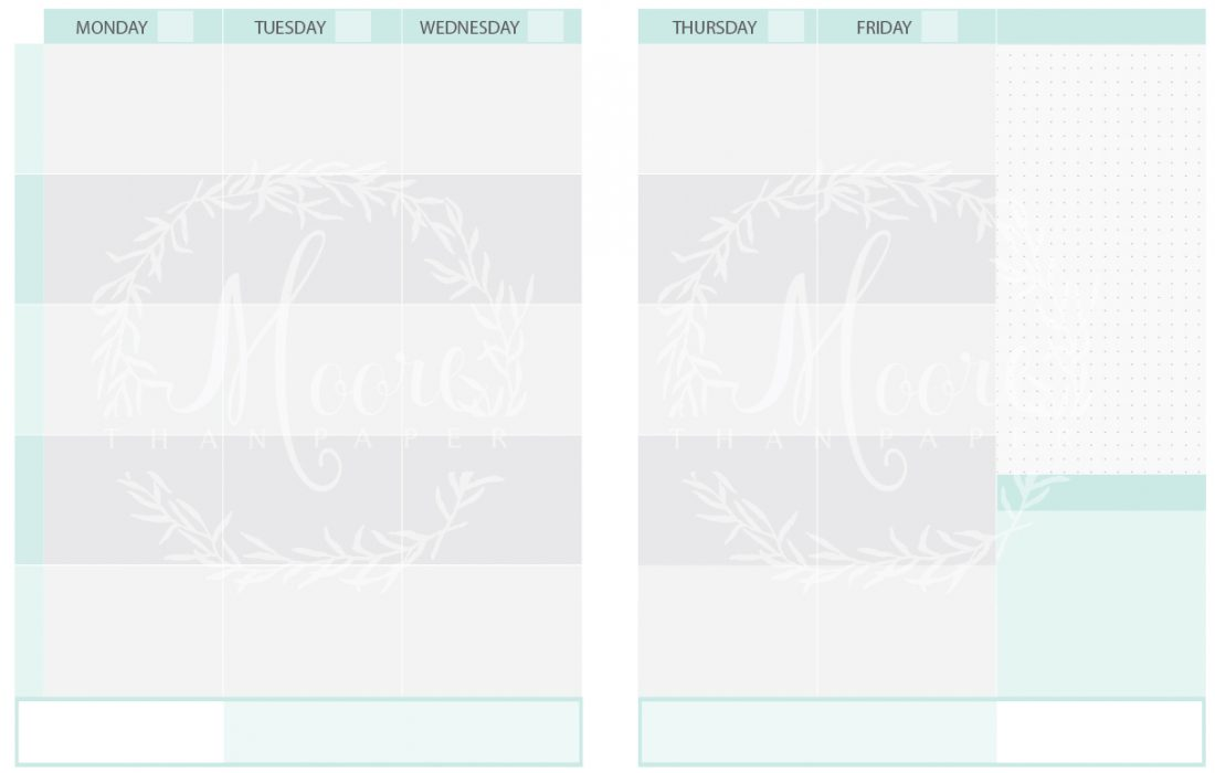 Working on New Teacher – Student Layouts