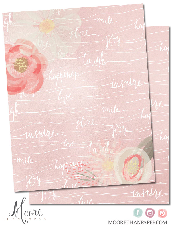 Pretty Book Covers Classics : Pretty in pink classic size hp or notebook cover