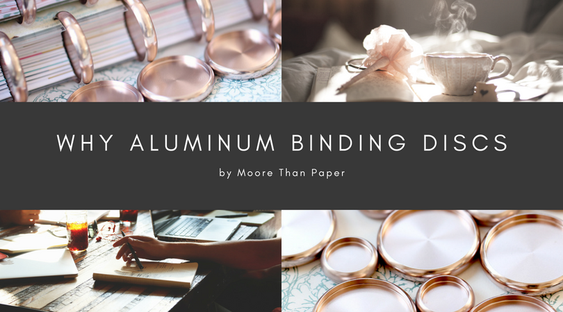 Why Aluminum Arc Binding Discs?