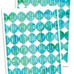 Freebie Watercolor Bible Tab Printables